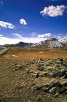walking path at Independence Pass