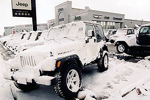 Lithia Jeep in Centennial