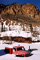 old 1950`s truck … Images of Silverton