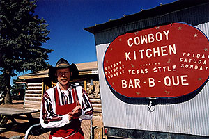 Cowboy Kitchen Bar-B-Que … images of Divide