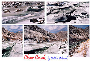 images of Clear Creek by Golden