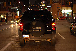 Jeep Liberty in Toronto