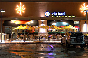 Via Baci Pizza in Lone Tree