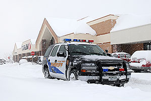 Douglas County Sheriff - Chevy Tahoe by Safeway