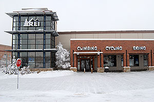 REI #61 in Englewood, Colorado - Climbing, Cycling, Skiing
