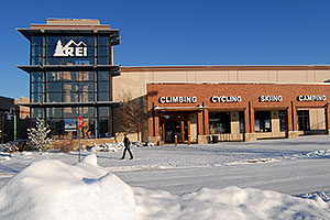 REI #61 in Englewood, Colorado - Climbing, Cycling, Skiing, Camping