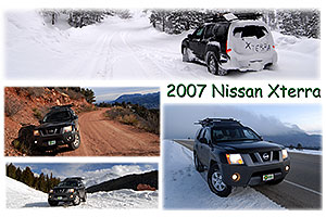 Images of Xterra - Sedalia, Colorado Springs, Fremont Pass, Wilkerson Pass
