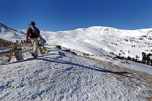 images of Loveland Pass