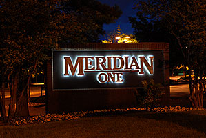 Meridian One Building in Englewood