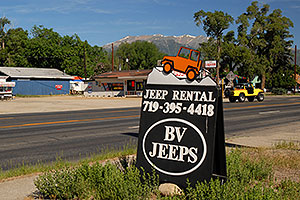 BV Jeep Rental … images of Buena Vista
