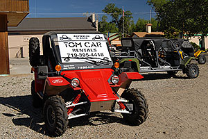 Anywhere and Back - Tom Car Rentals in Buena Vista