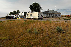 Hiland, Wyoming - Population 10, Elevation 5,998 ft