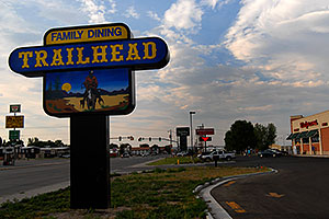 Trailhead Family Dining in Riverton, Wyoming
