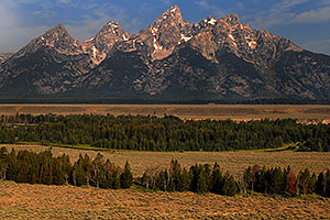 images of Tetons