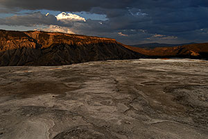 Images of Mammoth Springs