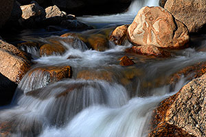 Roaring River - below the Alluvial Fan in Rocky Mountain National Park