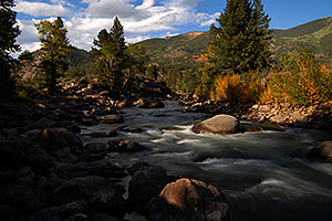 South Platte River near Buena Vista