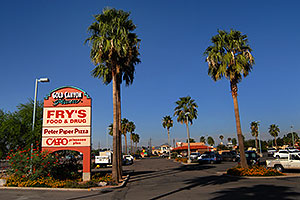 Images of Tucson, Frys at Ina Road
