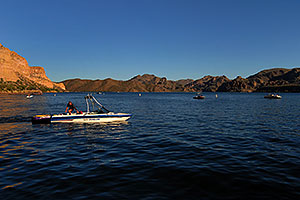 Images of Saguaro Lake