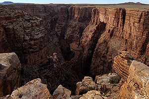 Little Colorado River Gorge east of Grand Canyon