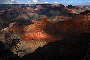 View from Yavapai Point in Grand Canyon