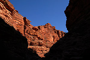 Images of Havasupai Trail along Havasu Canyon