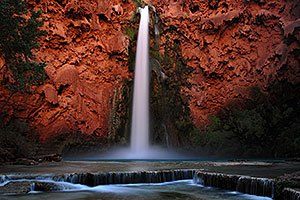 Images of Mooney Falls