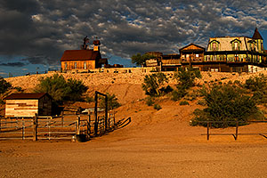 Goldfield Ghost Town in Superstitions
