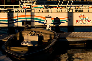 Boats at Tempe Town Lake