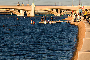 21 minutes into the race - Splash and Dash Fall #6, November 15 2008 at Tempe Town Lake