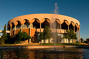 Gammage Auditorium at ASU