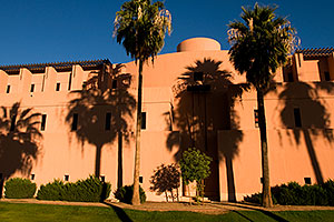 Music Building at ASU