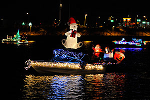 Boat #27 - APS Fantasy of Lights Boat Parade