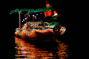 Boat #32 - APS Fantasy of Lights Boat Parade