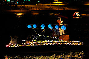Boat #28 - APS Fantasy of Lights Boat Parade