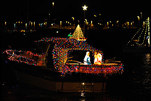 Boat #12 - APS Fantasy of Lights Boat Parade