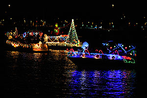 Boat #25 - APS Fantasy of Lights Boat Parade