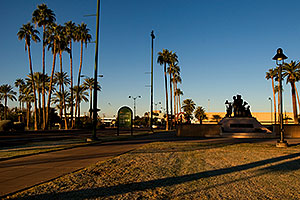 Morning at Main St in Mesa