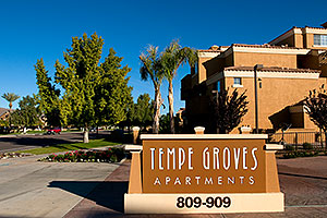 Tempe Groves in Tempe, Arizona