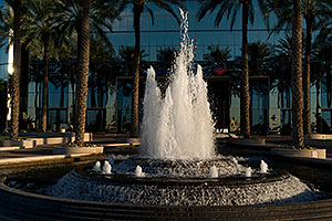 Fountains by Bank of America