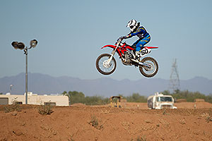 Dirtbikes in Queen Creek