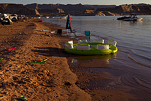 Morning at Lake Powell