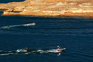 Afternoon at Lake Powell