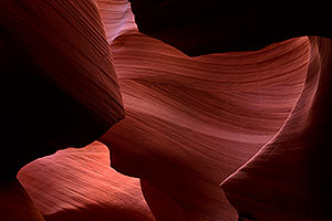 Images of Lower Antelope Canyon