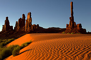 Images of Monument Valley