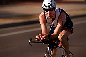 03:13:31 - #1184 cycling - Ironman Arizona 2010