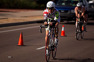03:13:54 - #348 cycling - Ironman Arizona 2010