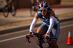 03:50:09 - #2124 cycling - Ironman Arizona 2010