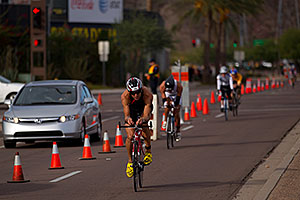 02:36:09 - #16 Heinrich Sickl [17th,AUT,09:01:31] early in Lap 2 - Ironman Arizona 2010