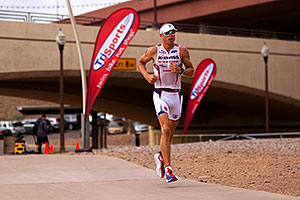 03:59:31 - in third position - Ironman Arizona 2010